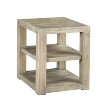 View Product - SHELF END TABLE