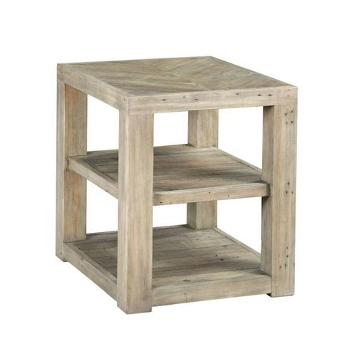 Gallery - SHELF END TABLE
