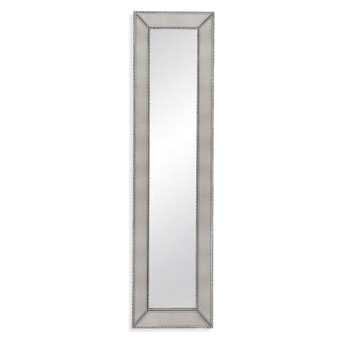 Bassett Mirror Company - Beaded Floor Mirror