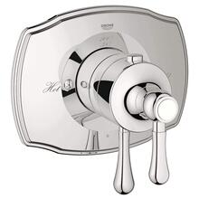 Clearance Grohflex Authentic Single Function Thermostatic Valve Trim