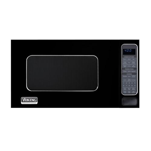 Viking - Black Conventional Microwave Oven - VMOS (Microwave Oven)