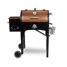 See Details - Tailgater Wood Pellet Grill