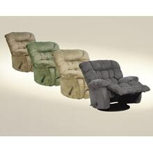 Wall Hugger Recliner - Saddle