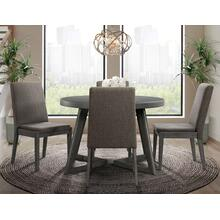 Cross Dining - Table and 4 Chairs