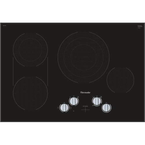 Knob Control Electric Cooktop 30'' Black CEM305TB