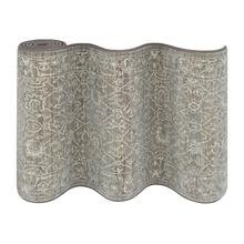 Persian Arabesque - Charcoal-Ivory 6340/0001A