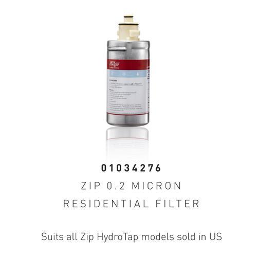 Zip Water - ZIP 0.2 MICRON RESIDENTIAL FILTER