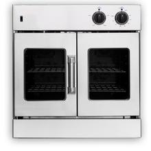 """See Details - 30"""" Legacy French Door Single Deck Wall Oven - Gas or Electric"""