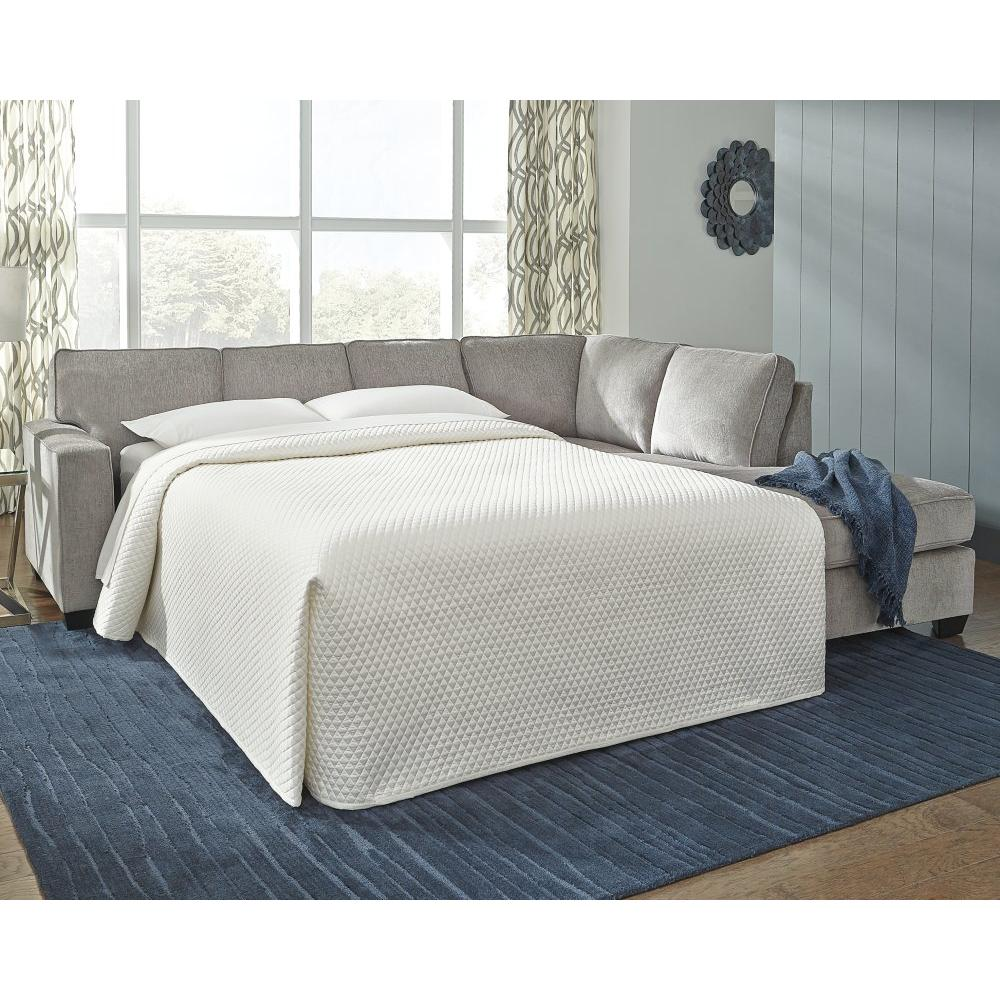 Product Image - Altari 2-piece Sleeper Sectional With Chaise