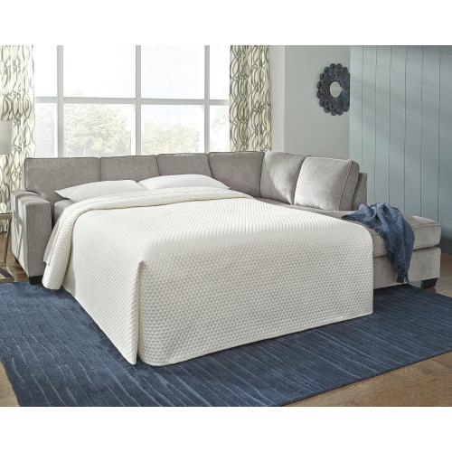 Altari 2-piece Sleeper Sectional With Chaise