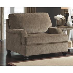 Braemar Oversized Chair Brown