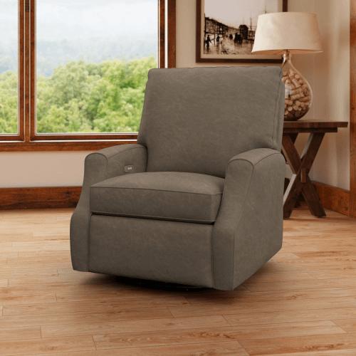 Zest Ii Power Reclining Swivel Chair CLPF233/PRSWV