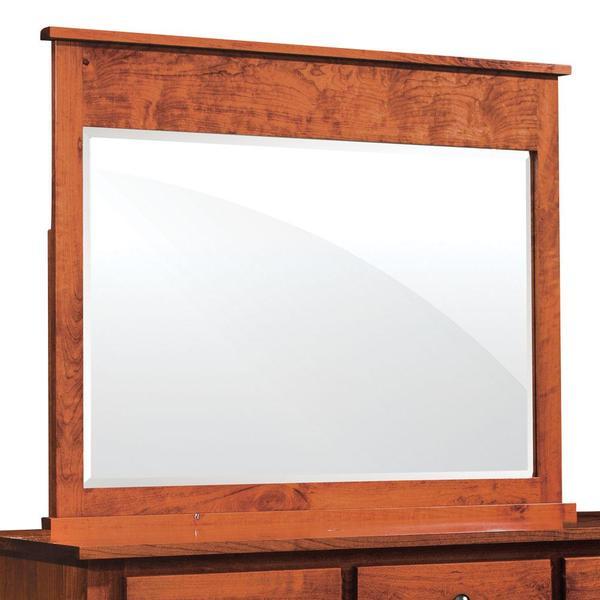 See Details - Shenandoah Mule Chest Mirror