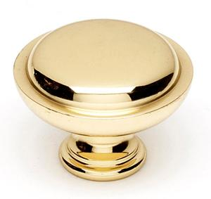 Knobs A1145 - Polished Brass Product Image