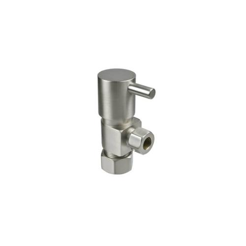 Mountain Plumbing - Contemporary Lever Handle with 1/4 Turn Ceramic Disc Cartridge Valve - Lead Free - Angle - PVD Brushed Bronze