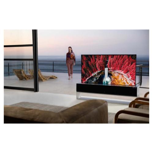 LG SIGNATURE OLED TV RX - 4K HDR Smart TV - 65'' Class (64.5'' Diag)