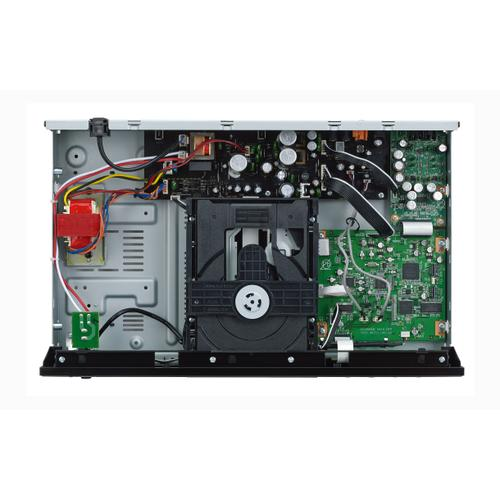 CD Player with Advanced AL32 Processing Plus