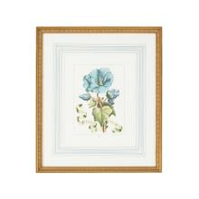See Details - Bl Floral W/ribbon-a