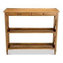 Winston Bookcase, Heather Grey Finish