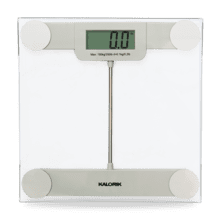 Product Image - Kalorik Home Precision Digital Bathroom Scale, Glass