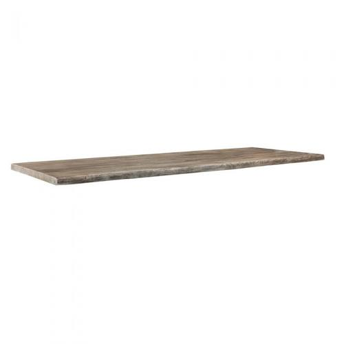Aspen Grand Table Top - Rustic Grey