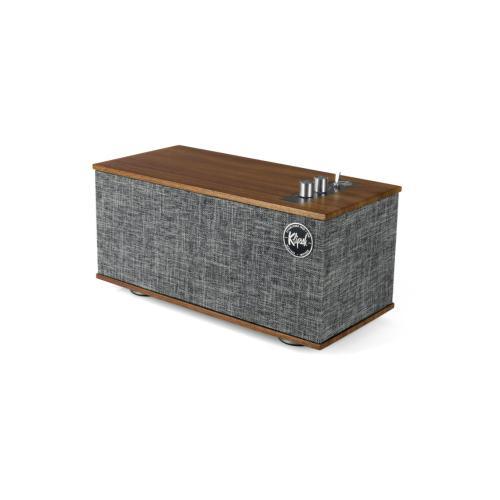 The One II - Wireless Shelf Stereo - Matte Black