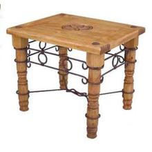 See Details - Star End Table