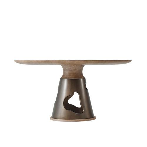 Theodore Alexander - Flint Dining Table