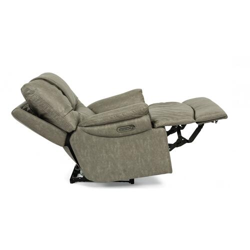 Product Image - Willis Power Recliner with Power Headrest & Lumbar