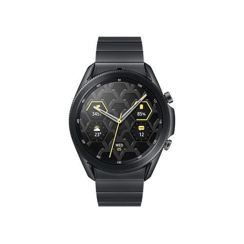 Galaxy Watch3 Titanium (45MM), Mystic Black (Bluetooth)