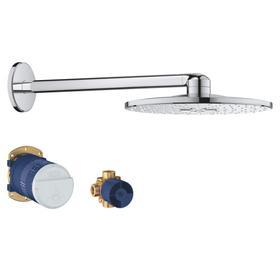 """Rainshower Smartactive 310 Shower Head Set, 12"""" - 2 Sprays, 1.75 Gpm"""