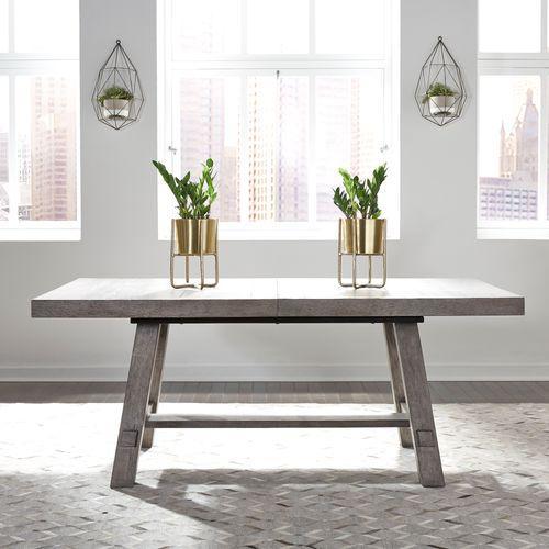 Liberty Furniture Industries - Trestle Table Set