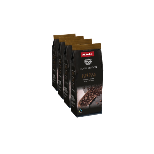 Miele Black Edition ESPRESSO 4x250g - Miele Black Edition Espresso Perfect for making Espresso.