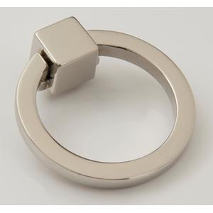 Waterstreet Brass - Antique Brass Ring Pull