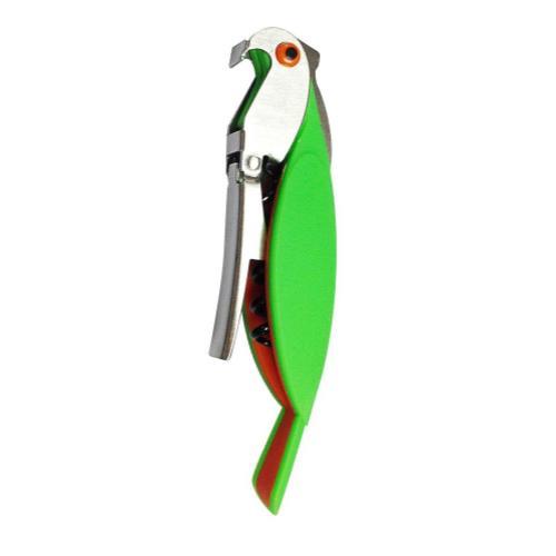 Epicureanist Parrot Corkscrew (Green)