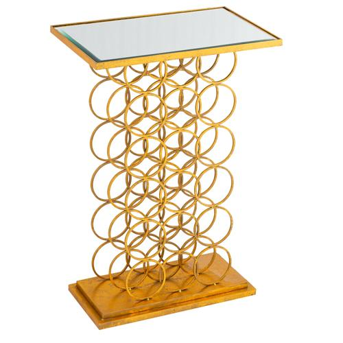 Melrose Wine Rack Console Table