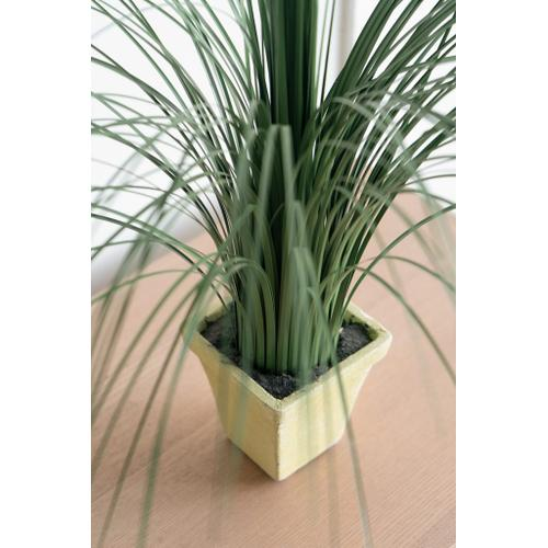 A & B Home - Ornamental Potted Grass