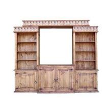 See Details - 4pc Marble Wall Unit