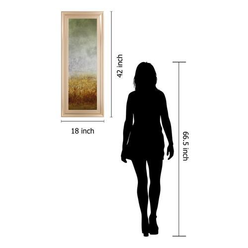 """""""Lush Field I"""" By John Butler Framed Print Wall Art"""