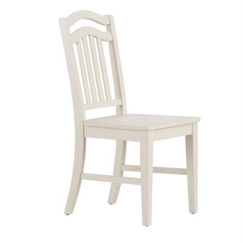 Slat Back Side Chair (RTA)