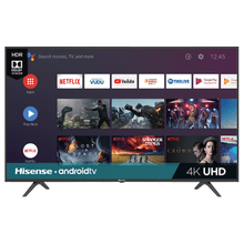 "65"" Class - H6570 Series - 4K UHD Hisense Android Smart TV (2019)"