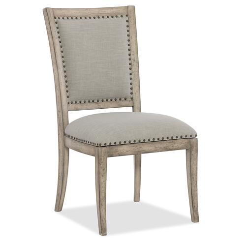 Boheme Vitton Upholstered Side Chair - 2 per carton/price ea