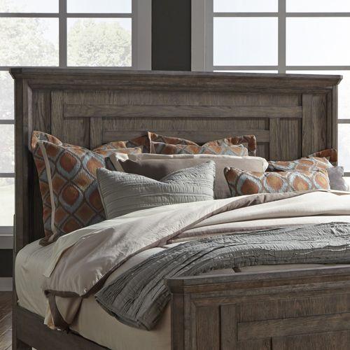Liberty Furniture Industries - King Panel Headboard