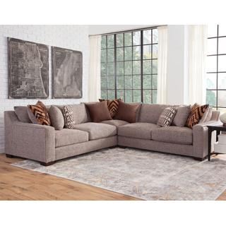 Myrtlewood 3 Piece Sectional