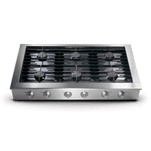 "48"" Gas Slide-In Cooktop"