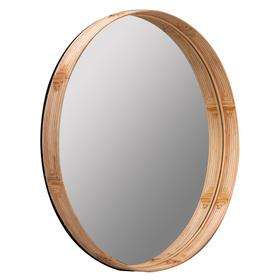 Evan Natural Wall Mirror