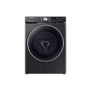 Samsung Appliances4.5 cu. ft. Smart Front Load Washer with Super Speed in Black Stainless Steel