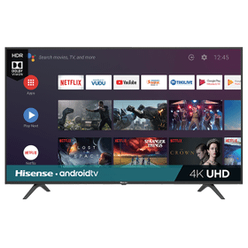 """58"""" Class - H65 Series - 4K UHD Hisense Android Smart TV (2018) SUPPORT"""