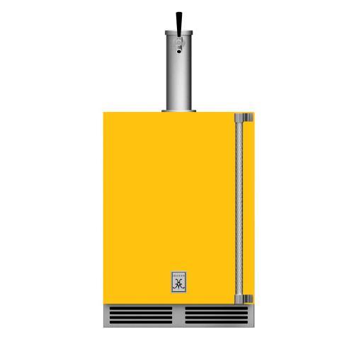 """24"""" Hestan Outdoor Single Faucet Beer Dispenser - GFDS Series - Sol"""
