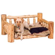 Dog Bed - Natural Cedar